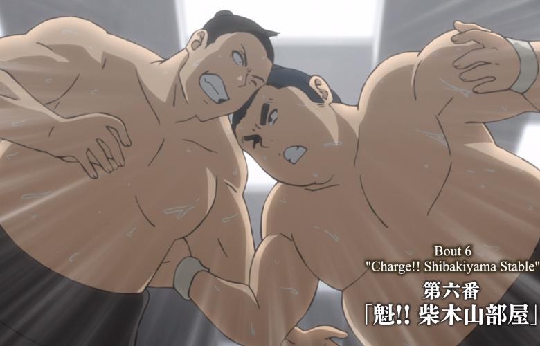 Hinomaru Sumō Episode 7 - The Honest Clown - Just One Last ...